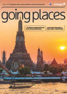 Going Places – April 2018