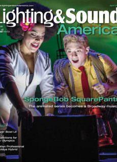 Lighting & Sound America – April 2018