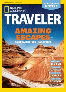 National Geographic Traveler USA – 01.04.2018