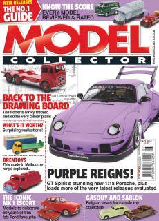 Model Collector – May 2018