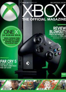 Official Xbox Magazine USA — Holiday 2017
