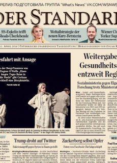 Der Standard – 12.04.2018
