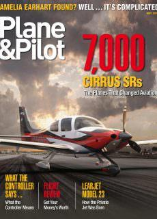 Plane & Pilot – May 2018