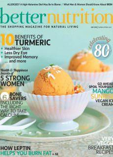 Better Nutrition – May 2018