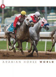 Arabian Horse World – April 2018