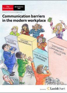 The Economist (Intelligence Unit) – Communication barriers in the modern workplace (2018)