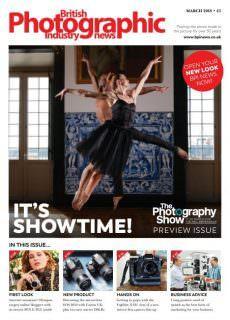 British Photographic Industry News – April 2018