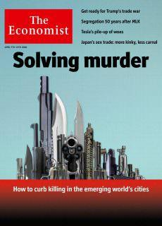 The Economist Continental Europe Edition – April 07, 2018