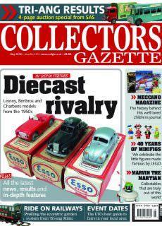 Collectors Gazette – May 2018