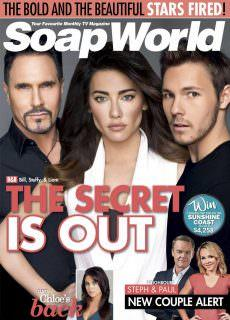 Soap World – August 2018