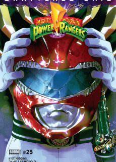Mighty Morphin Power Rangers 025 (2018)