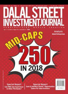 Dalal Street Investment Journal – April 01, 2018