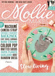Mollie Makes – May 2018