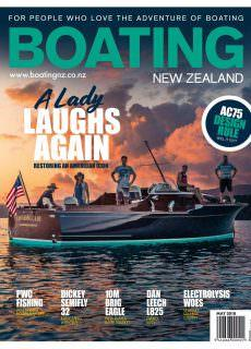 Boating New Zealand – May 2018