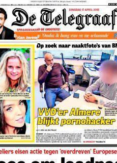 De Telegraaf – 17.04.2018