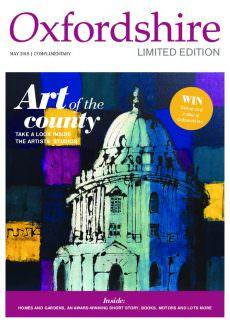 Oxfordshire Limited Edition – May 2018