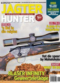 SA Hunter-Jagter – May 2018
