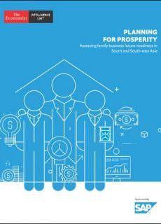 The Economist (Intelligence Unit) – Planning for Prosperity (2018)