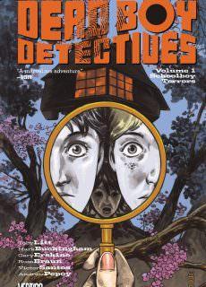 Dead Boy Detectives v02 – Ghost Snow (2015)