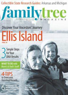 Family Tree USA – May 2018