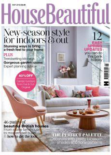 House Beautiful UK – May 2018