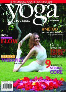 Yoga Journal Singapore – April 19, 2018