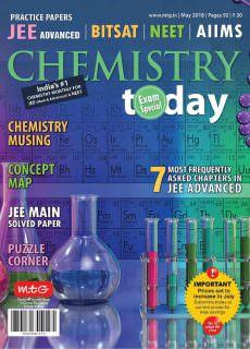 Chemistry Today – May 2018