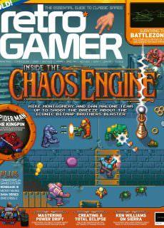 Retro Gamer UK – August 2018
