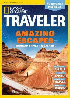 National Geographic Traveler USA – April 2018