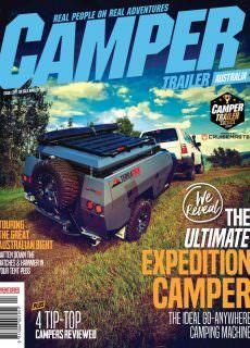 Camper Trailer Australia – April 2018