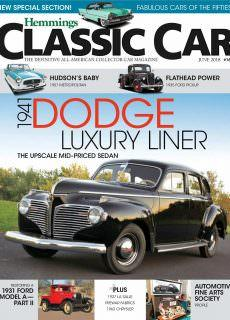 Hemmings Classic Car – June 2018