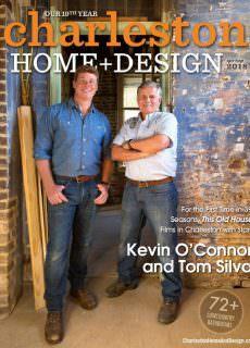 Charleston Home + Design – Spring 2018