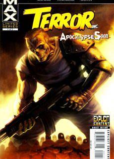 Terror, Inc. – Apocalypse Soon – 01 (of 04) (2009-Max)