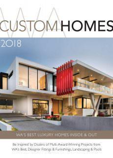 WA Custom Homes – March 2018