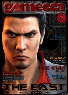 Gamecca Magazine – April 2018