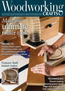 Woodworking Crafts – May 2018