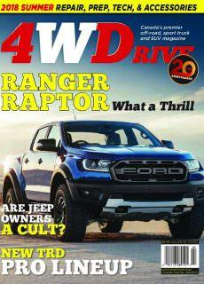 Four Wheel Drive – April-May 2018