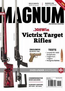 Man Magnum – May 2018