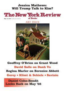 The New York Review of Books – May 10, 2018