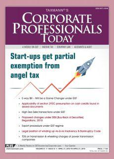 Corporate Professional Today – April 21, 2018