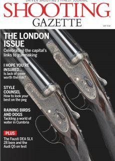 Shooting Gazette – May 2018
