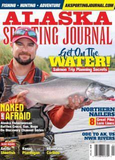 Alaska Sporting Journal – April 2018