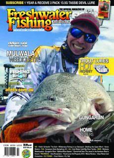 Freshwater Fishing Australia – April 2018