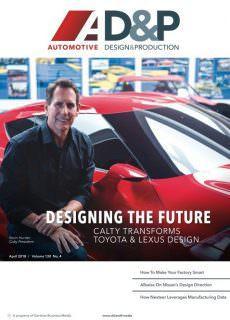 Automotive Design and Production – April 2018