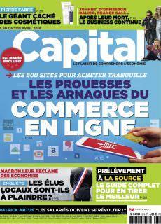 Capital France – April 2018
