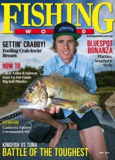 Fishing World – May 2018