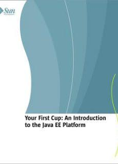 Your First Cup An Introduction to the Java EE Platform