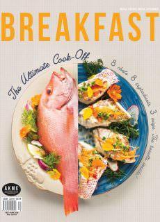 Breakfast – April-May 2018