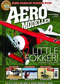 AeroModeller – June 2018