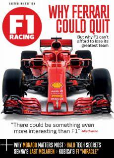 F1 Racing Australia – June 2018